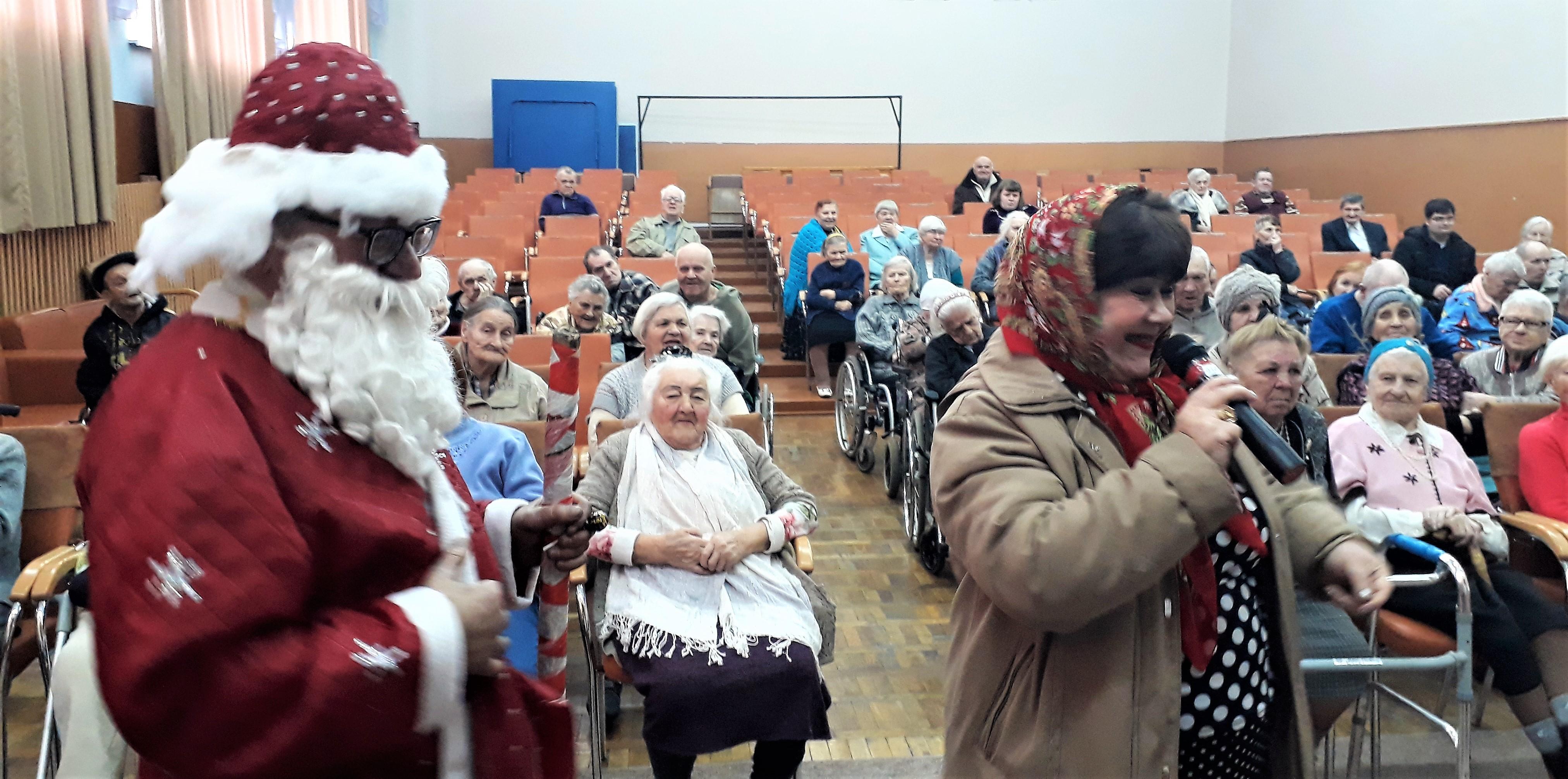 Государственные дома престарелых и инвалидов калининград ногинский дом интернат для престарелы